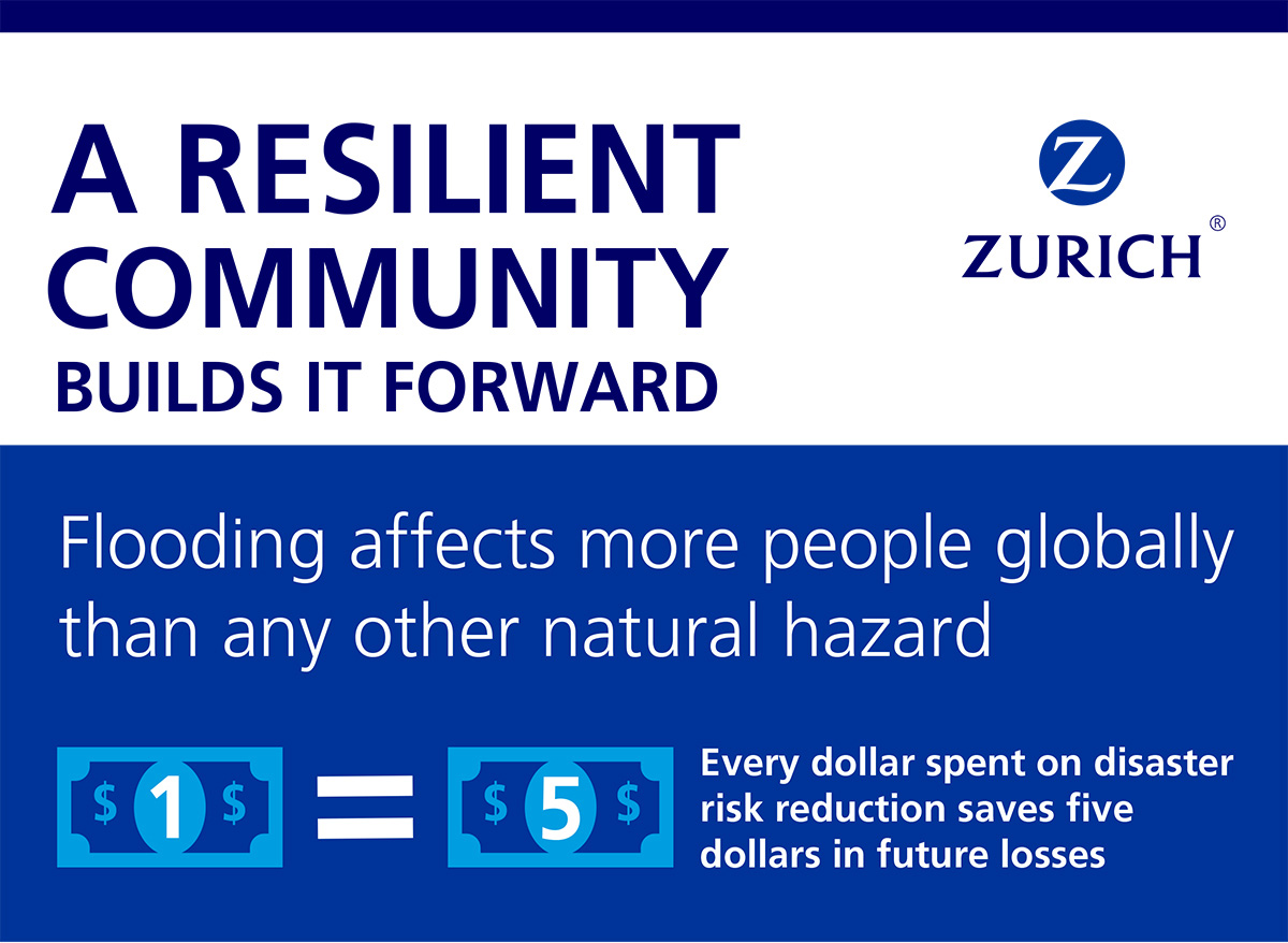 partial infographic resilient community