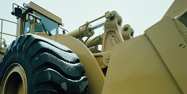 industrial equipment loader